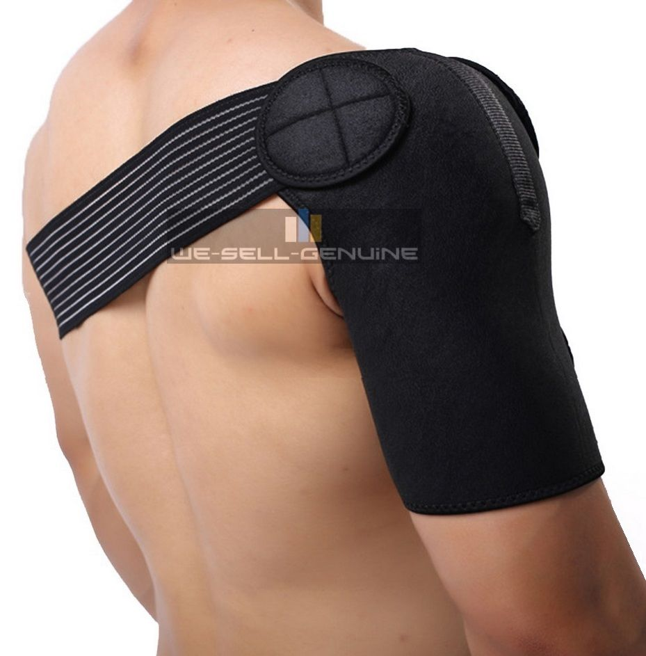 Magnetic Shoulder Support Precision Orthomedics Posture Corrector Elastis