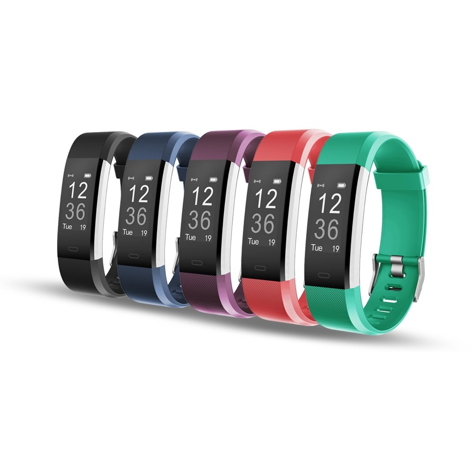 id115 plus hr activity tracker manual